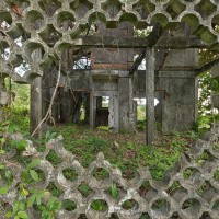 Abandoned villas in Kep (Villa #2)